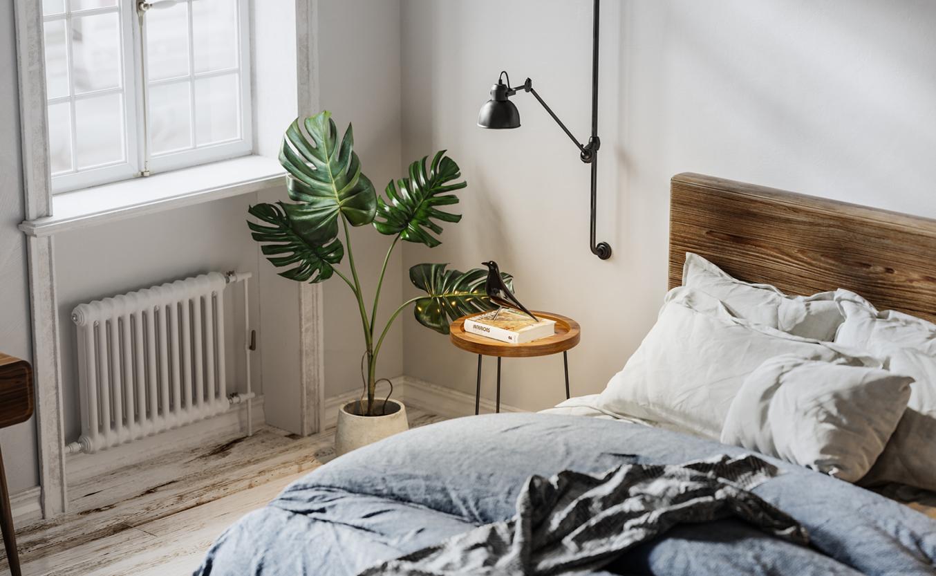 La camera da letto perfetta secondo Andrea Raimondi